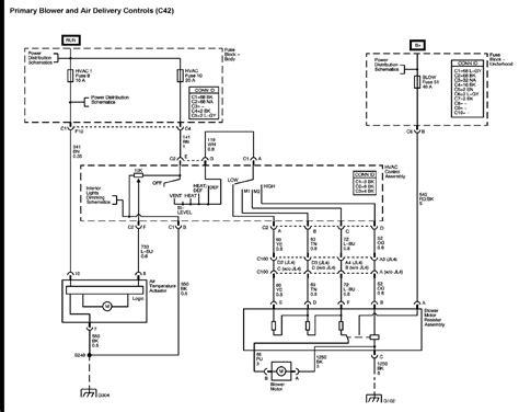 blower motor resistor wiring diagram wiring library