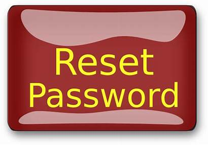 Reset Password Button Rectangle Clip Olympia Clipart