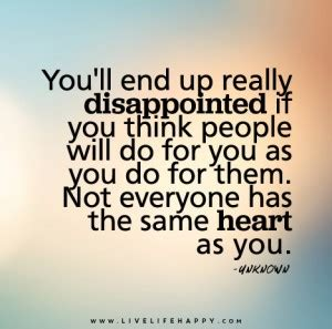disappoint  quotes quotesgram