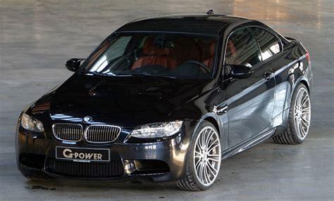 2009 Bmw M3 By Gpower News  Top Speed
