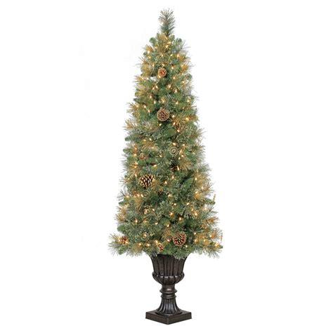 hallmark 5 5 christmas grand balsam glitter cashmere