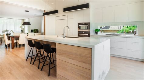 kitchen cuisine modern style kitchen in montreal south shore ateliers