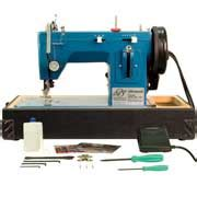 Boat Canvas Sewing Machine by Projects For Your Boat