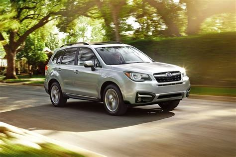 Subaru Forester 2017 Rumors by 2018 Subaru Forester Side Hd Wallpaper Car Review And