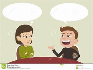 Conversation Royalty Free Stock Photo - Image: 31489775