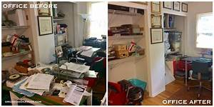 Before, U0026, After, Home, Office, Now, Our, Client, Can, Be, Productive, In, A, Clutter, Free, Environment