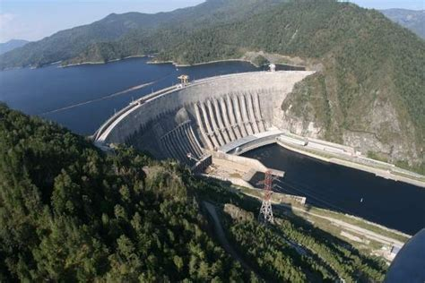 The Biggest Hydroelectric Power Plants World