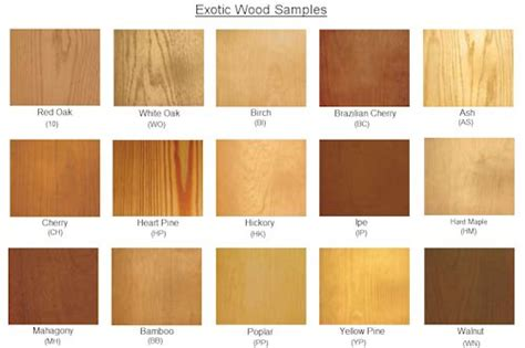 different wood colors different types of wood colors pictures to pin on pinterest pinsdaddy