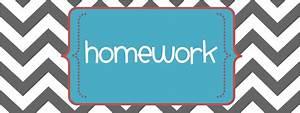 Homework Mrs Rigg Mrs Cardell39s 3rd Grade Class
