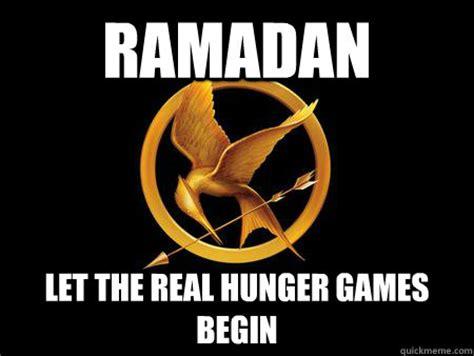 Ramadhan Meme - ramadan let the real hunger games begin good guy hunger games quickmeme