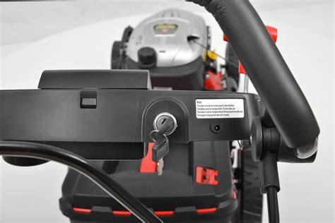 schneeräumer mit motor benzin rasenm 228 mit elektrischem anlasser hecht 5484 sxe benzin rasenm mit elektro start