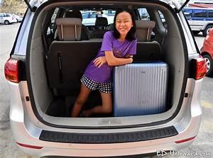 Kia Carnival Luggage Space - Auto cars