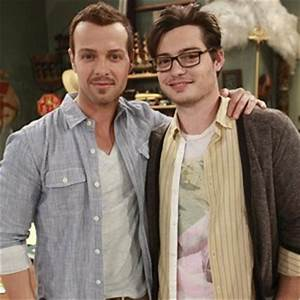 """EXCLUSIVE: On the Set of """"Melissa & Joey"""" With Andrew ..."""