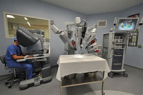 Robot doctors will perform one in three surgeries 'within ...