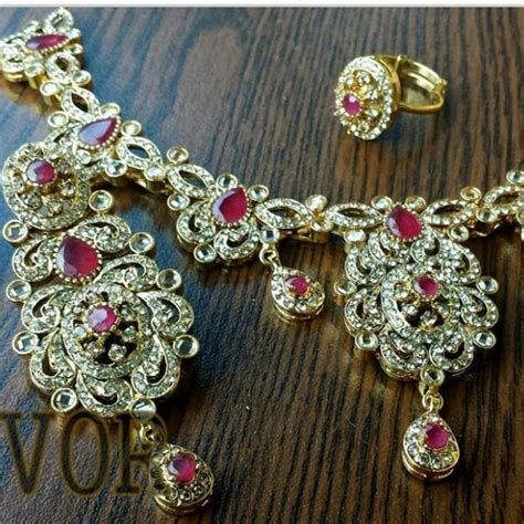 stylish xevor bridal jewelry fashion    girls