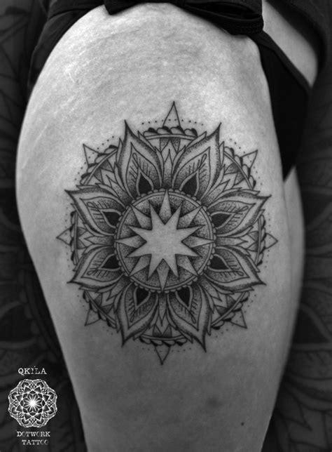 Mandala Dot Tattoo | Best Tattoo Ideas Gallery