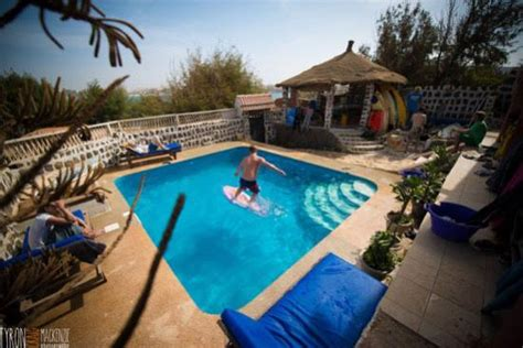 pool area and patio picture of ngor island surf c
