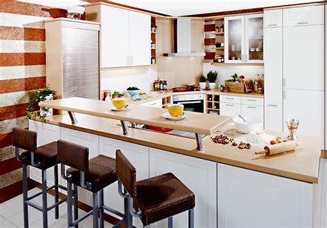 Küche L-form Mit Raumteiler Theke