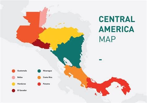 map  central america driverlayer search engine