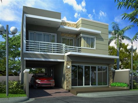 Modern Front Elevations India-ayanahouse