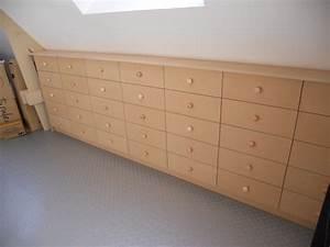Meuble Pour Comble : emejing meubles pour sous pente photos ~ Edinachiropracticcenter.com Idées de Décoration