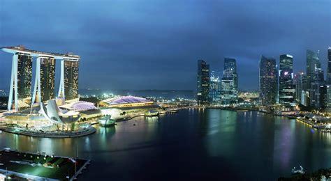 Travel Trip Journey Marina Bay Sands Singapore