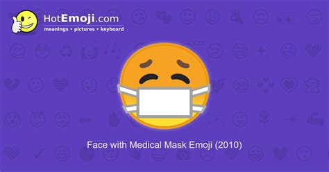 sick emoji meaning  pictures