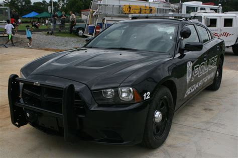 Police chiefs not happy with Dodge Chargers   : Local