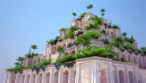 Hanging Gardens Of Babylon Pics  Garden Ftempo
