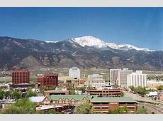 Downtown Colorado Springs best in USA