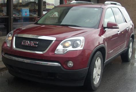 books about how cars work 2008 gmc acadia interior lighting 2008 gmc acadia information and photos momentcar