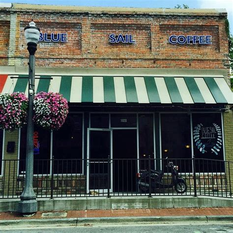 Conway area chamber of commerce. Blue Sail Coffee - Conway, AR