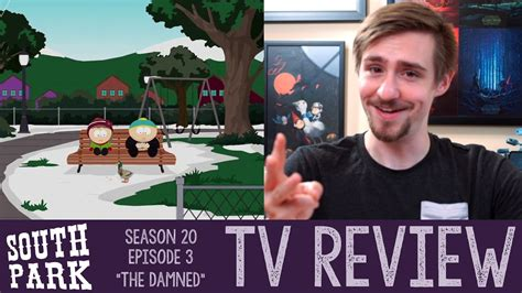 south park  damned review spoilers youtube
