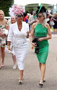 Glorious Goodwood 2017 the wildest hats u0026 boldest dresses from the third day of racing - Fashion
