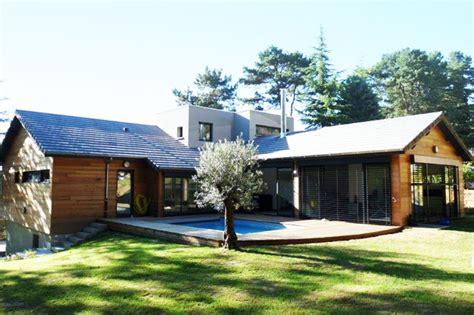 maison en bois 100 000 euros la maison en bois architecte de maisons