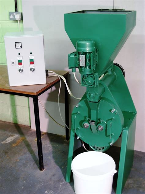pelheat now offer small uk made premium pellet mills and automated plants for processing