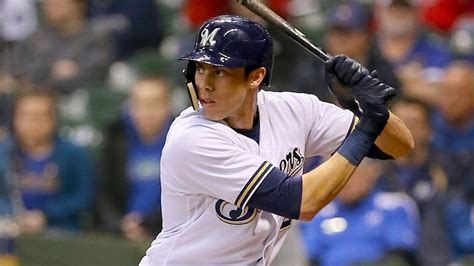 Outfielder Christian Yelich Activated From Dl By Milwaukee Brewers
