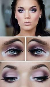 Smokey Eyes Blaue Augen : die besten 25 augen make up ideen auf pinterest make up make up ideen und wie lidschatten ~ Frokenaadalensverden.com Haus und Dekorationen