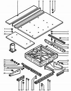 Wiring Diagram Dewalt Radial Arm Saw