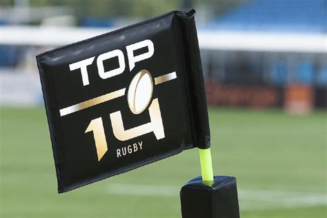 le calendrier du top 14 rugby scapulaire