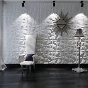 Panel Decorativo 3D Diamond Decora tus paredes y techos