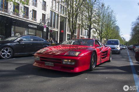 Join our mailing list for special offers! Ferrari Testarossa Koenig Widebody - 18 April 2015 - Autogespot