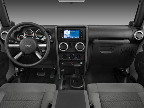 image  jeep wrangler wd  door sahara dashboard