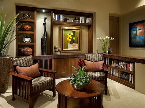 African Living Room Designs :  African Inspired Interiors