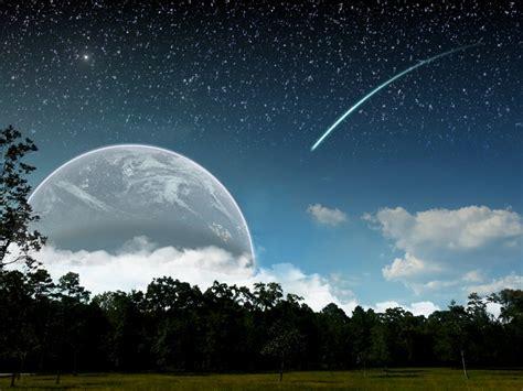 Shooting Star Moon