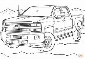 Chevy pickup coloring pages download coloring for kids 2018 for New chevy mo 2017