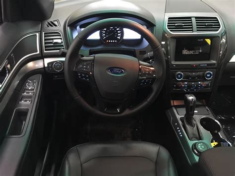 ford explorer 2017 interior new 2017 ford explorer 4wd 4dr xlt 4 door sport utility in