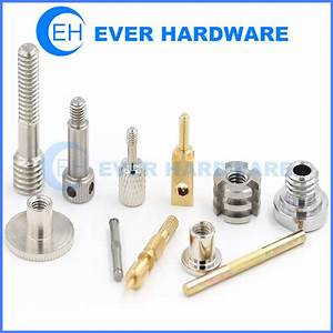 Specialty Screws And Fasteners Electronic Application ...