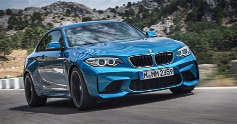 Bmw M2 Coupe Preliminary Pricing And Specifications Leaked