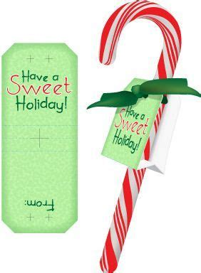 To make these candy grams, you will need: Free Christmas Printables - candy cane labels for kids to ...